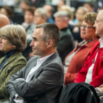 Publikum an der Verleihung des Prix Sana 2017 in Luzern am 2. Dezember 2017. Fotografiert von Thomas Hodel.